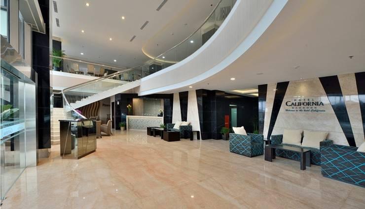 Hotel California Bandung - Lobby