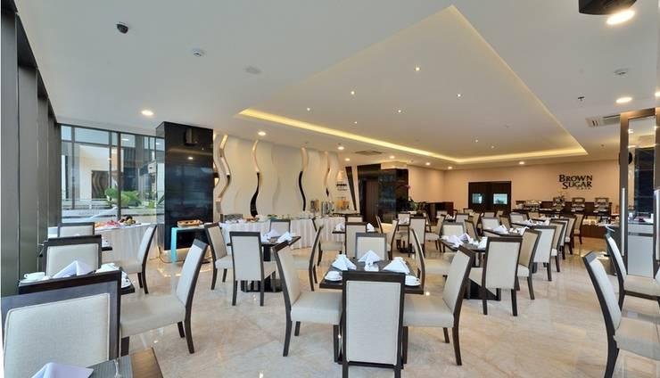 Hotel California Bandung - Brown Sugar Cafe
