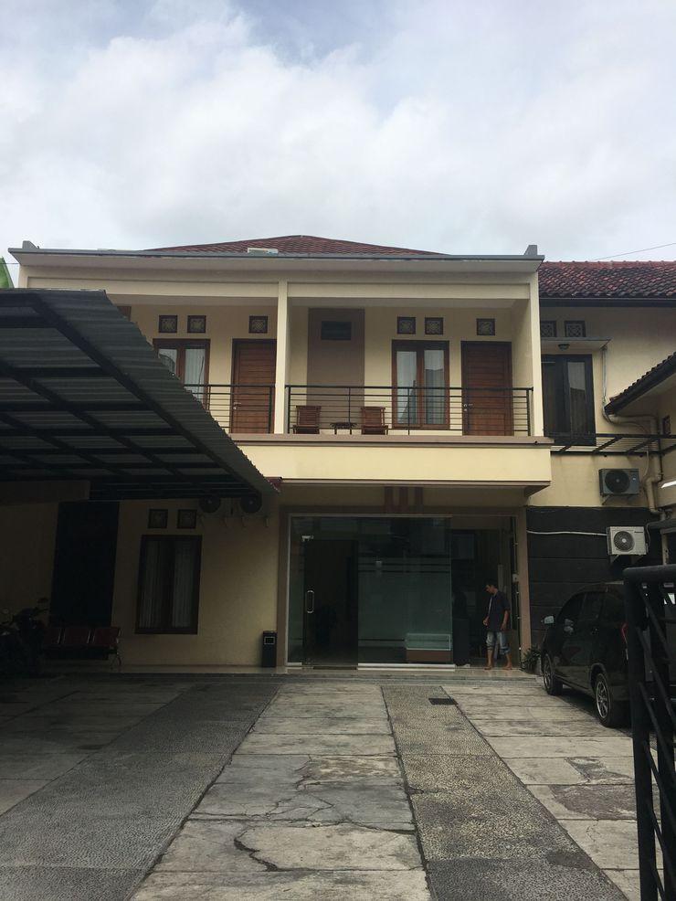 Agrapana Guesthouse 1 Yogyakarta - Exterior