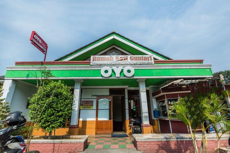 OYO 1424 Guntary Residence Jakarta - Facade