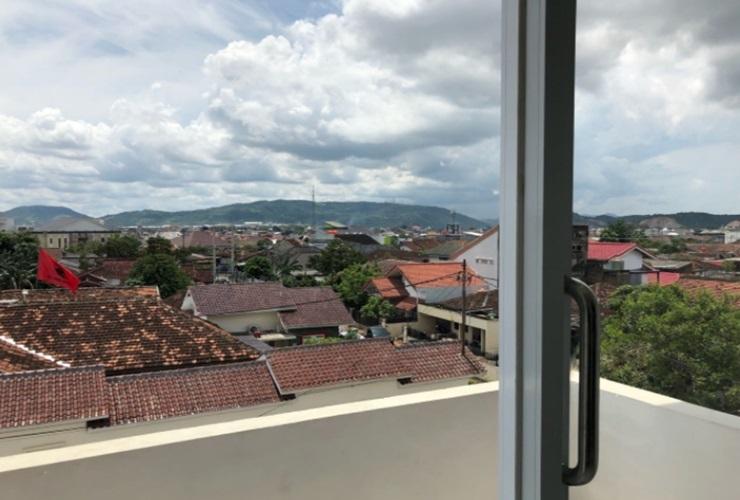 Guest House Bait Sa'Da Bandar Lampung - View