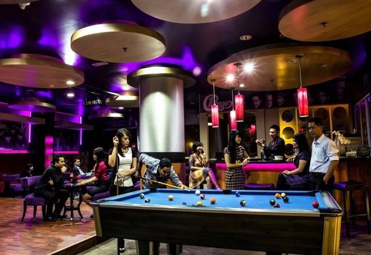 Grand Suka Hotel Pekanbaru - Bar