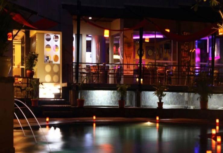 Grand Suka Hotel Pekanbaru - Kolam Renang