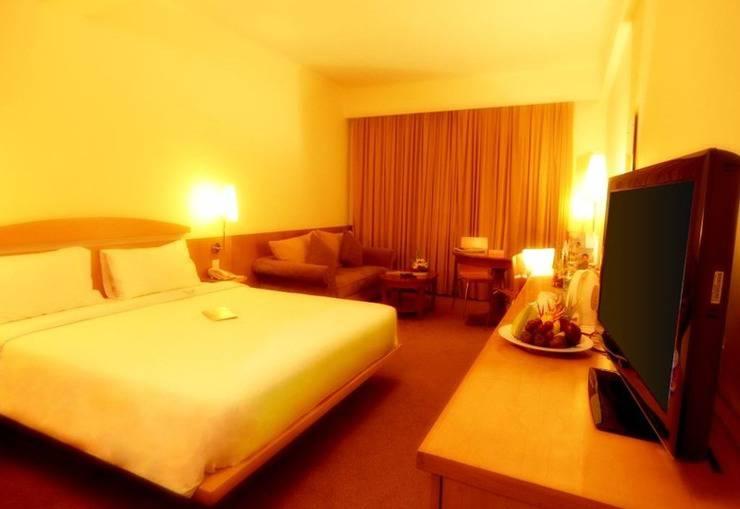 Grand Suka Hotel Pekanbaru - Kamar Deluxe