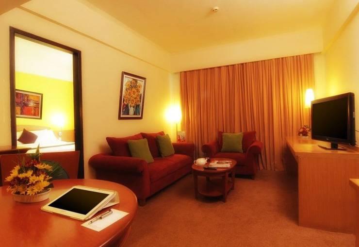 Grand Suka Hotel Pekanbaru - Kamar Suite