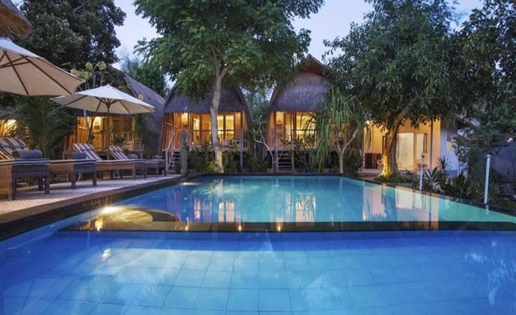 Komodo Garden Bungalow Bali - Kolam Renang