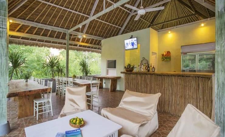 Komodo Garden Bungalow Bali - Restoran