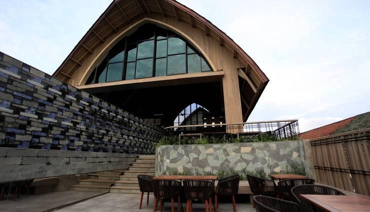 Marc Hotel Gili Trawangan Lombok - Facade