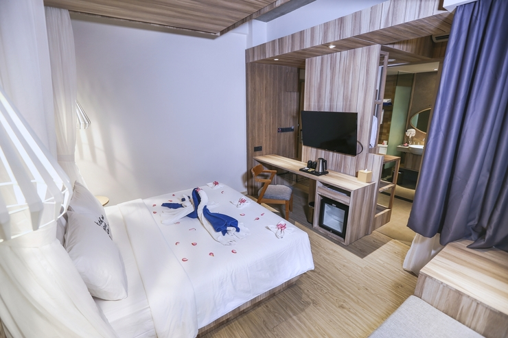 Marc Hotel Gili Trawangan Lombok - Chamberlain Room