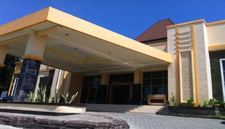 Sasando Hotel Kupang Kupang - Facade