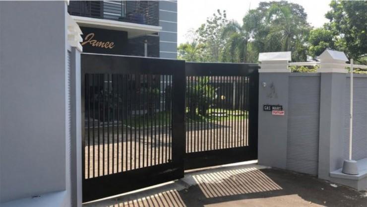 Rumoh Jame Homestay Yogyakarta - Entrance