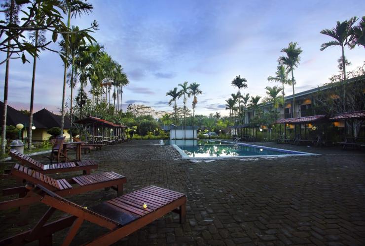 Hotel Komoro Tame Mimika - Facilities