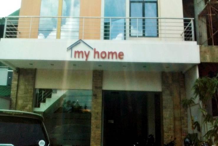 My Home Pontianak - Tampilan Luar Hotel
