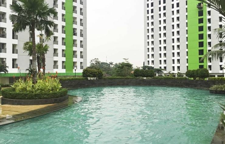 RedDoorz Apartment at Ciputat 3 - Kolam Renang