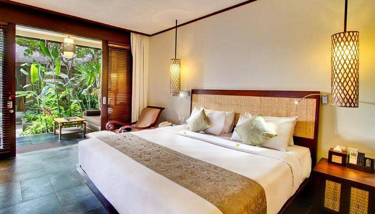 Kuta Seaview Hotel Bali - Lanai Deluxe Garden