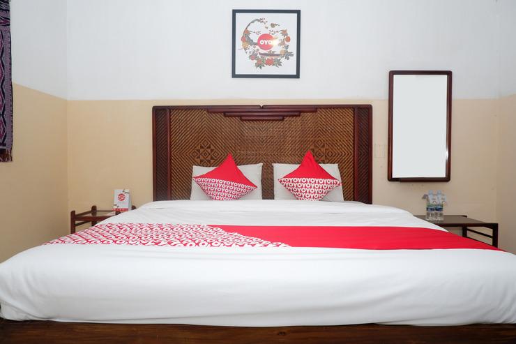 OYO 860 Rajasa Hotel Magelang - Bedroom