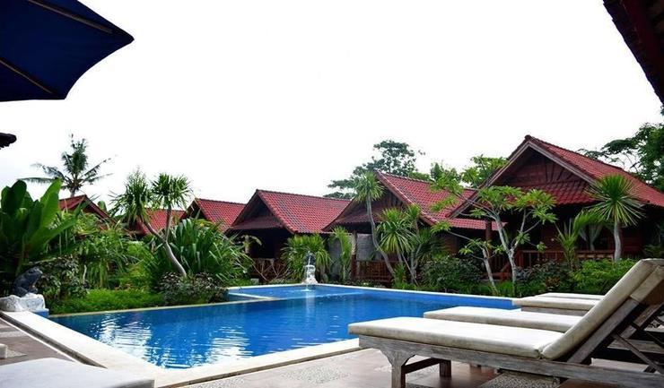 Dream Beach Inn Bali - Pool