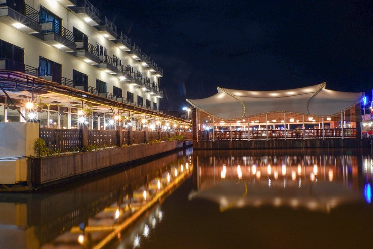 Grand Kartika Hotel Pontianak - Interior