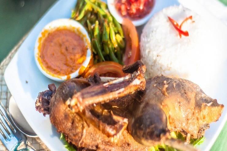 Sahadewa Resort & Spa Bali - Menu
