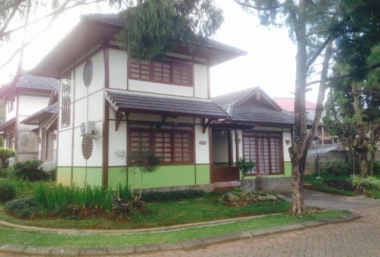 Villa Kota Bunga Andri Type Osaka Cianjur - Exterior