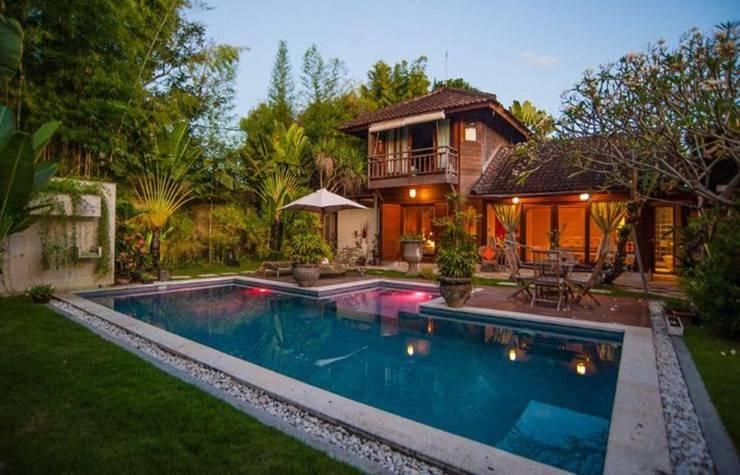 Villa Flora Bali - Kolam Renang