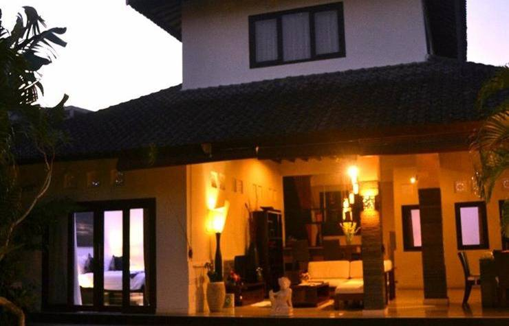 Villa Adhyatma Bali - gerbang utama