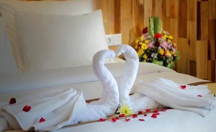 Sand Beach Luxury Living Bali - Kamar tamu