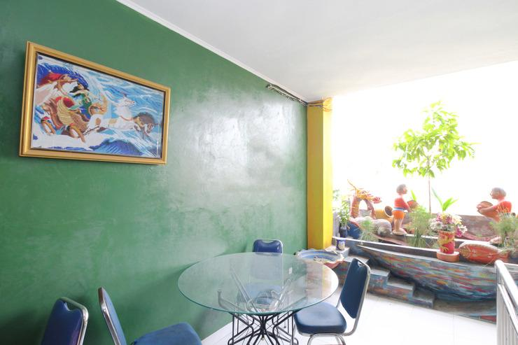 Airy Urip Sumoharjo Gang Bintara Satu 214 Bandar Lampung - Lobby