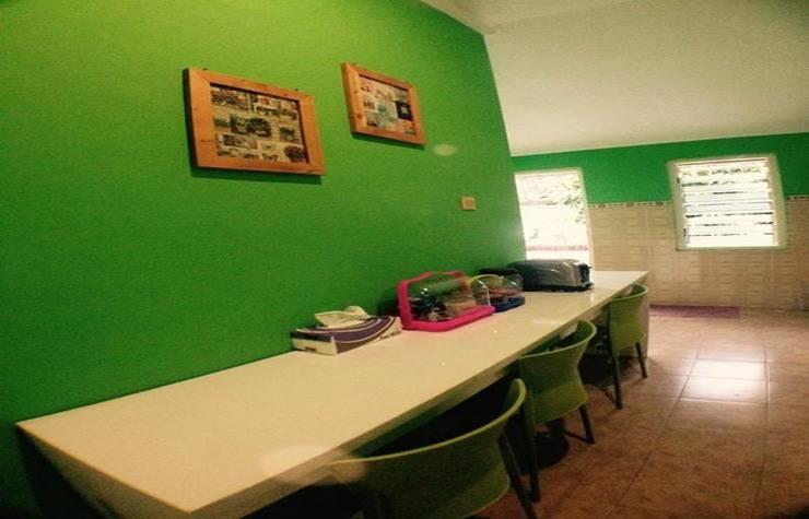 HOZ Bed and Breakfast Yogyakarta - Interior