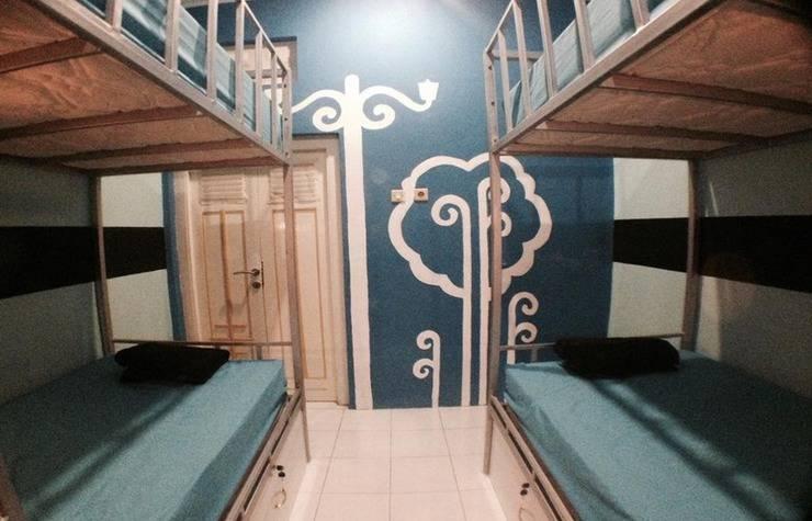 HOZ Bed and Breakfast Yogyakarta - Kamar
