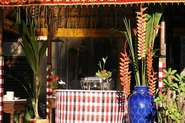 Jalan Jalan Villa and Spa Bali - Restoran