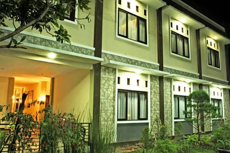 Gumilang Hotel Bogor - Tampilan Luar Hotel