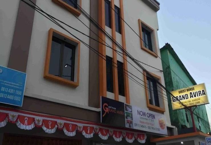 Guesthouse Grand Avira Ambon - Eksterior