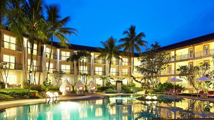 Sheraton Bandung Hotel & Towers Bandung - Swimming Pool