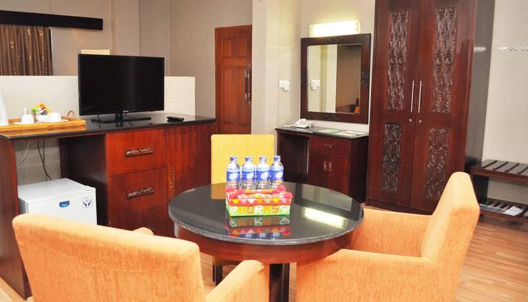 PIA Hotel Pandan Medan - room