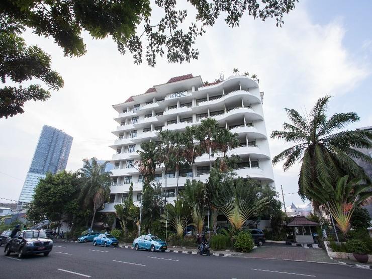 RedDoorz Plus @ Surabaya City Center Surabaya - Exterior