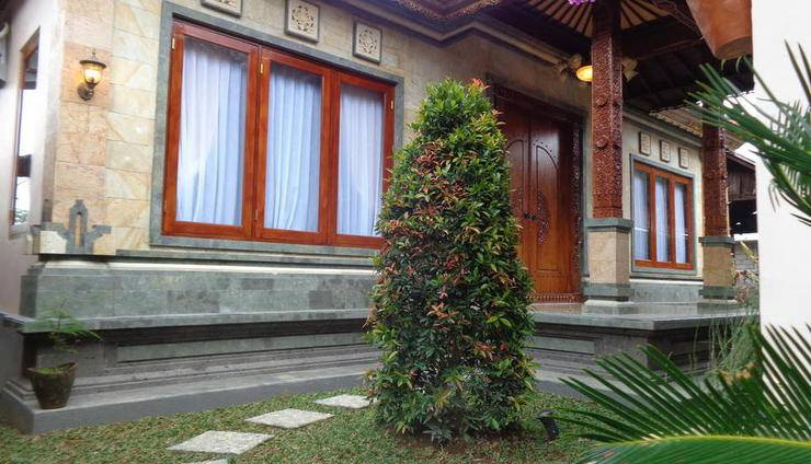 Uma Dewi Guest House Bali - Eksterior