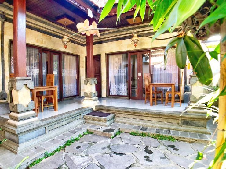 Uma Dewi Guest House Bali - exterior