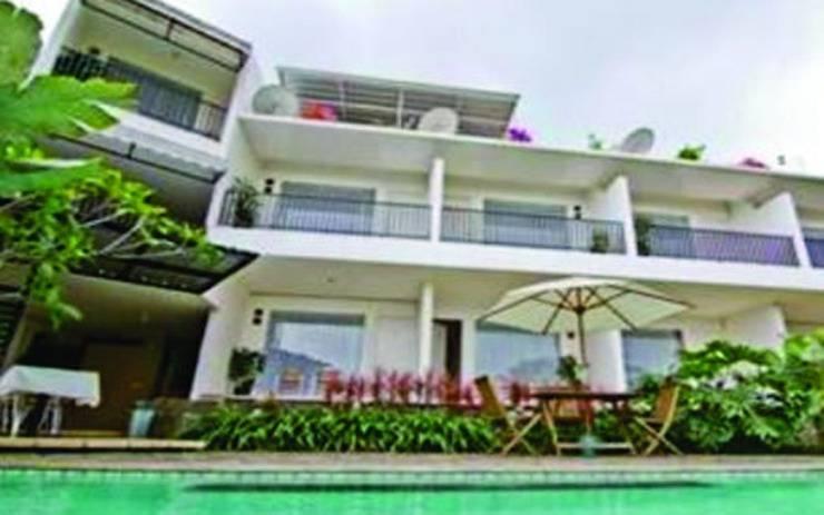 Rumah Teras Pavilion Guest House Bandung - Eksterior