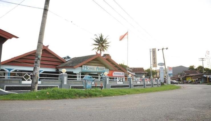 Hotel Afiat Maros - Facade