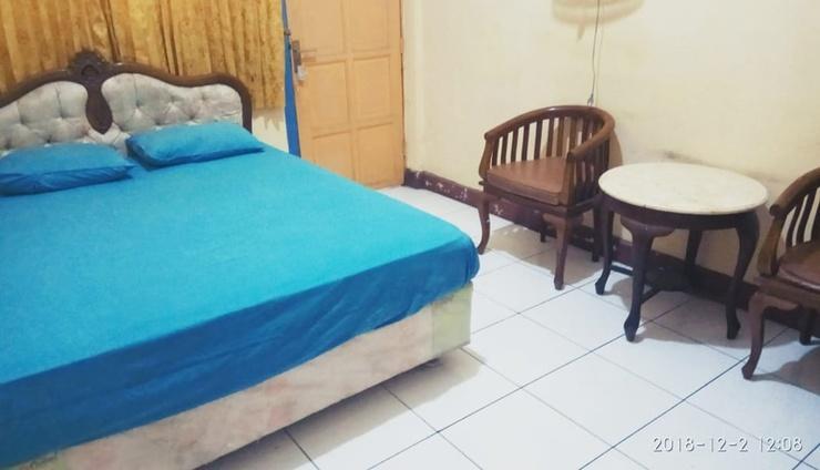 Hotel Afiat Maros - Bedroom