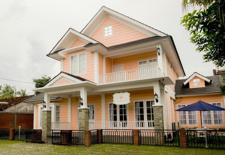 Sweet Peach House Lombok - Exterior