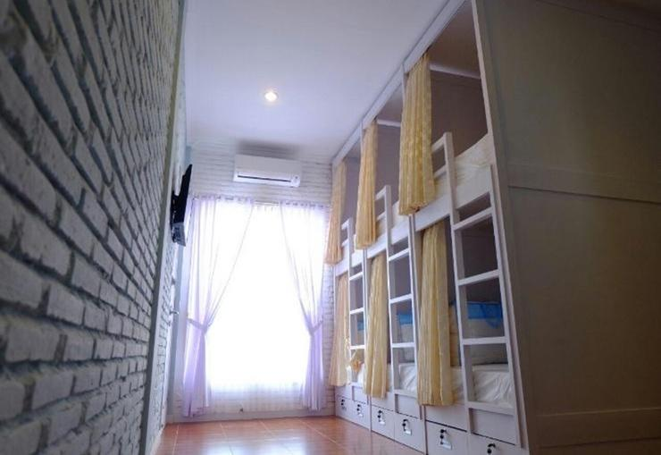Sweet Peach House Lombok - Blue Room