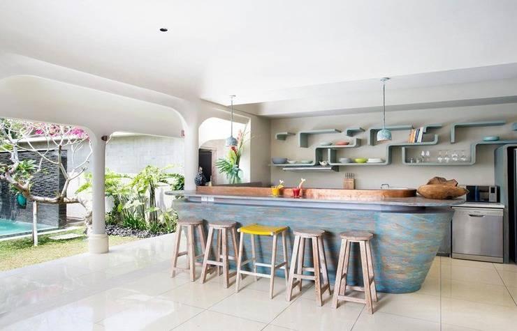 Villa Sky Li by Nagisa Bali Bali - Ruang tamu