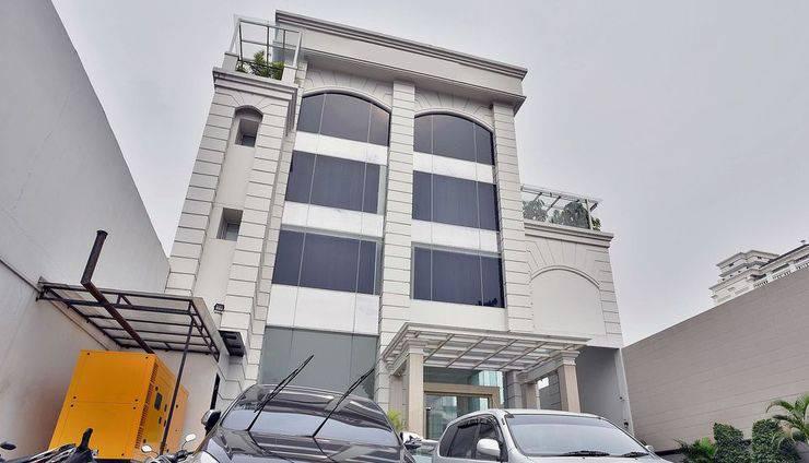 ZEN Rooms Kemang Raya Jakarta - eksterior