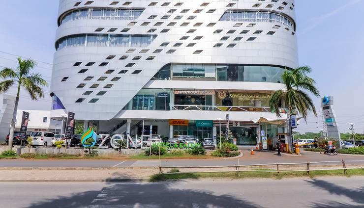 NIDA Rooms Pantai Indah North 3 Jakarta - Eksterior