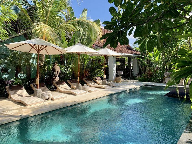 Hari Indah Boutique Hotel & Spa Bali - Pool