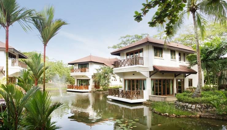 Banyu Biru Villa Bintan - Eksterior