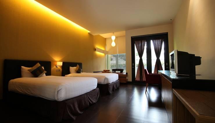 Mikie Holiday Resort Medan - Mikie Plus ( Deluxe Room )