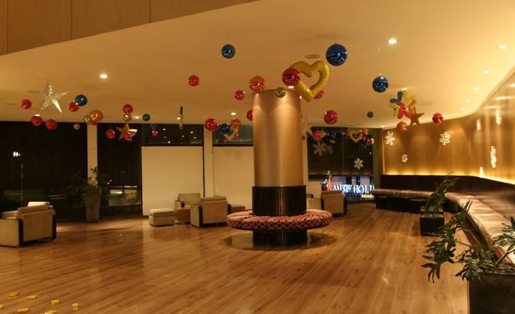 Mikie Holiday Resort Medan - Lobi